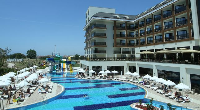 Hotel Glamour Resort Side