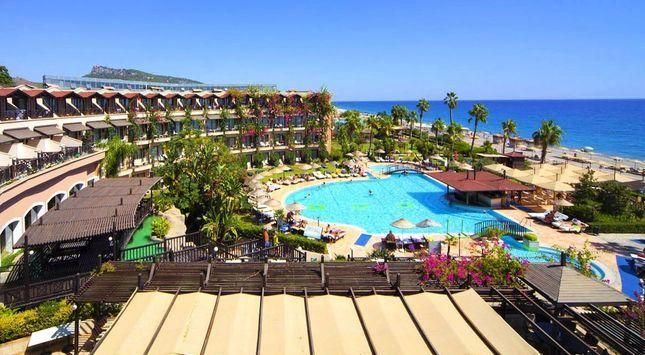 Armas labada beach hotel kemer hotel for Hotel pistolas