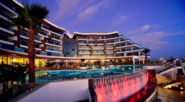 Elite Luxury Suite & Spa Hotel - Alanya / Antalya, Türkiye ...