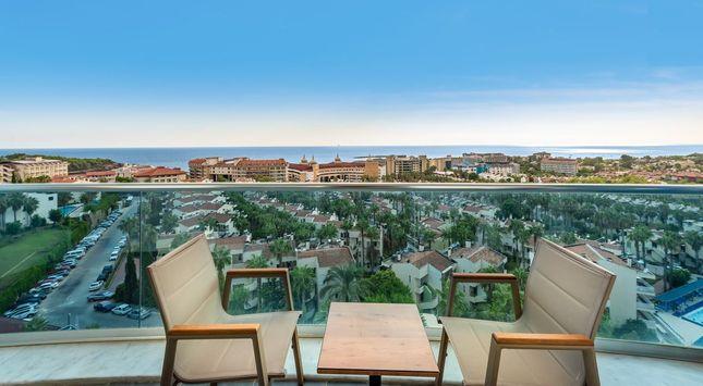 The Marilis Hill Resort Hotel & Spa - Alanya / Antalya ...